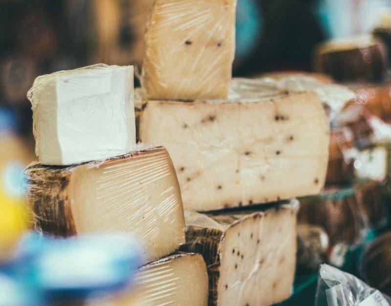 produkcja domowego sera